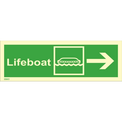 Lifeboat, right