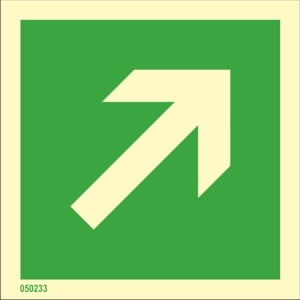 Direction indicator square