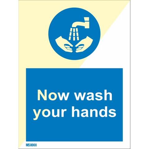 Pese kädet nyt