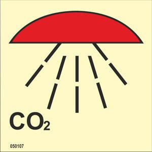 CO2-suojattu tila