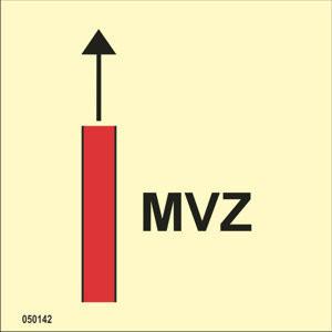 Main vertical zone