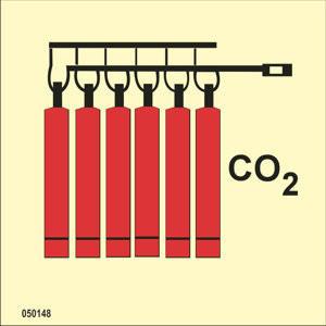 CO2 battery