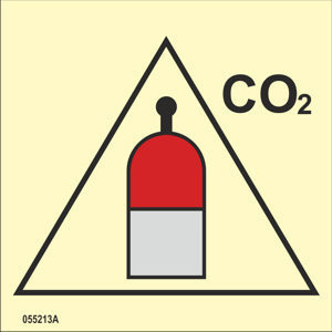 Remote release station CO2 A