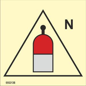 Remote release station Nitrogen N