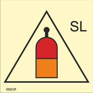 SL oranssi kauko laukaisuasema