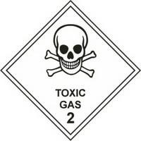 Myrkyllinen kaasu
