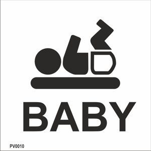 Baby changing facilites