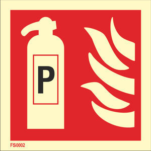 Fire Extinguisher (Powder)