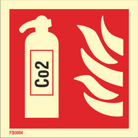 Fire Extinguisher (CO2)