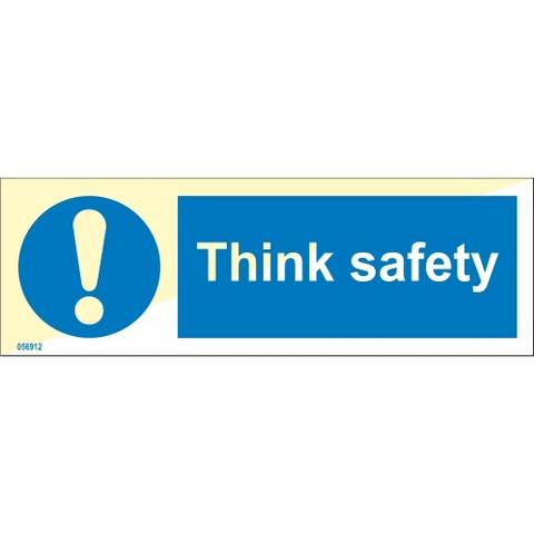 Ajattele turvallisuutta