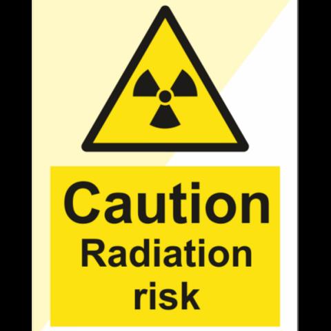 Varoitus Säteilyvaara