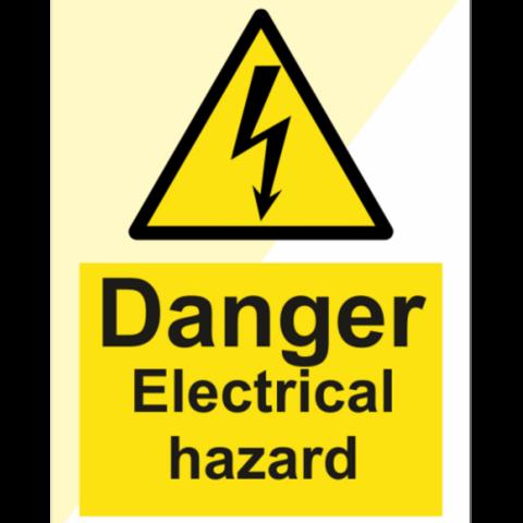 Vaara Sähköiskun vaara