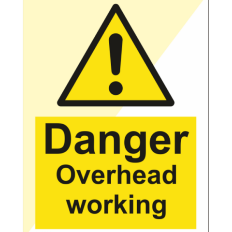 Danger Overhead working