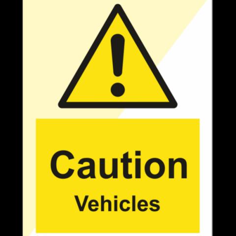 Caution Vehicles