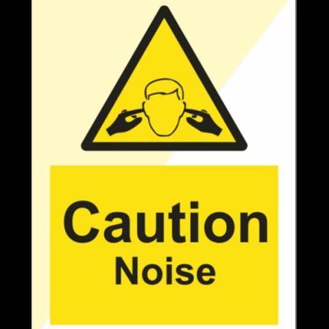 Caution Noise