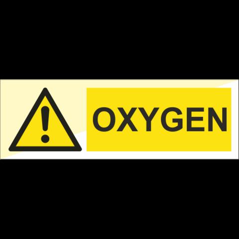 Warning Oxygen