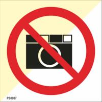 Kuvaamien kielletty