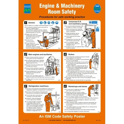Engine and Machinery Room Safety