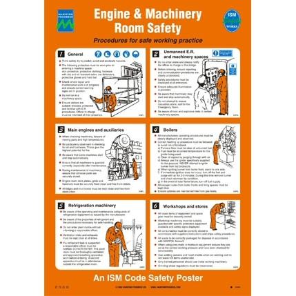 Moottori- ja konehuoneen turvallisuus