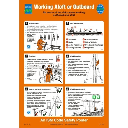 Working Aloft or Outboard
