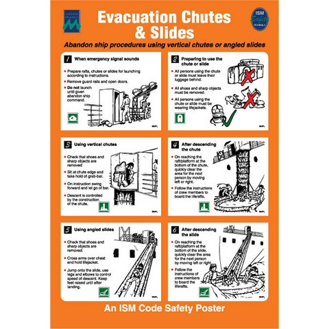 Evacuation Chutes & Slides