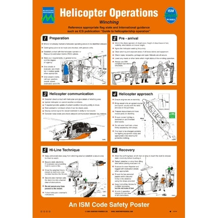 Helicopter Operations - Winching