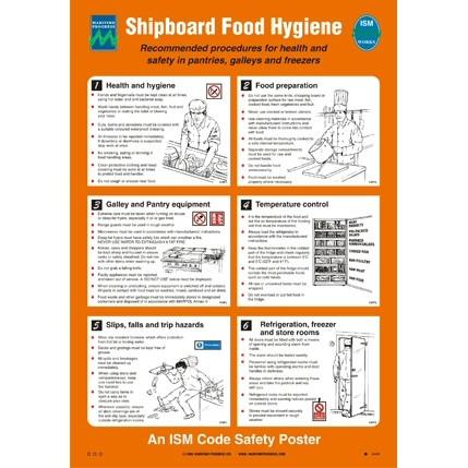 Shipboard Food Hygiene