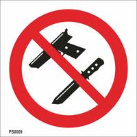 Ei aseita (ISPS)