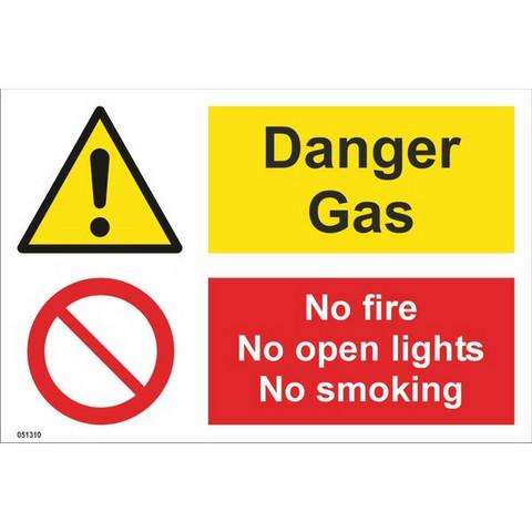 Vaarallinen kaasu