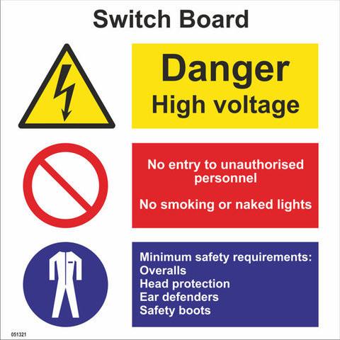 Switch Gear / Switch Board
