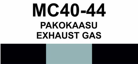 MC40-44 Pakokaasu | Exhaust gas