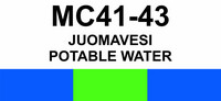 MC41-43 Juomavesi | Potable water