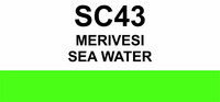 SC43 Mesivesi  | Sea water