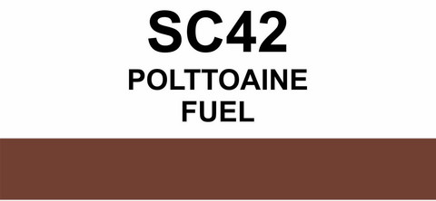 SC42 Polttoaine | Fuel