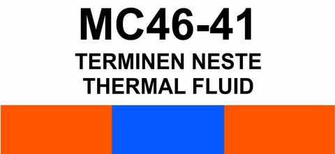MC46‑41 Terminen neste | Thermal fluid
