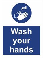 COVID-19 Pese kätesi