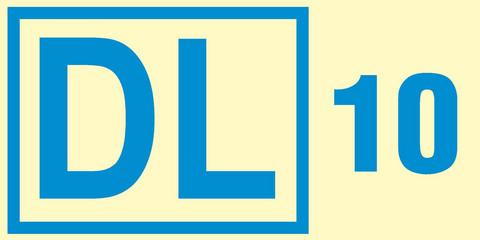 DL-10 Erikoismerkit
