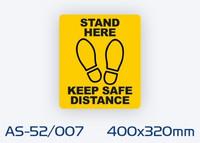 AS-52/007 Luistamaton lattiaopaste