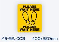 AS-52/008 Luistamaton lattiaopaste
