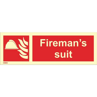 Fireman's Suit available immediately from stock