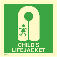 Child's lifejacket available immediately from stock