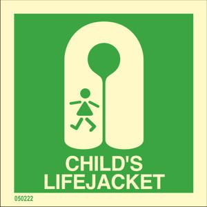 Lasten pelastusliivi heti varastosta