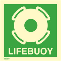 Lifebuoy available immediately from stock