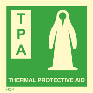 Thermal protective AID available immediately from stock