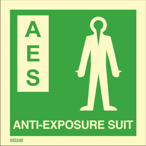 Anti-exposure suit available immediately from stock