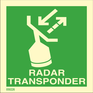Radar transponder available immediately from stock