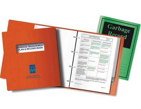 Garbage Management Plan & Record book