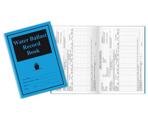Water Ballast Record Book