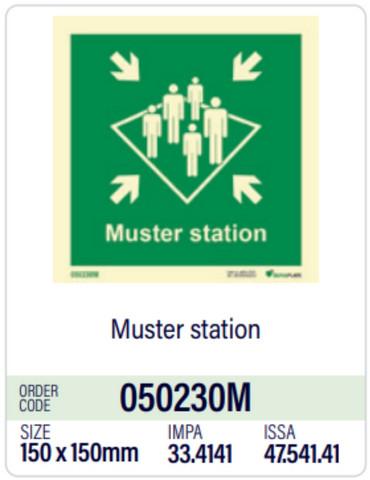 Assembly station M