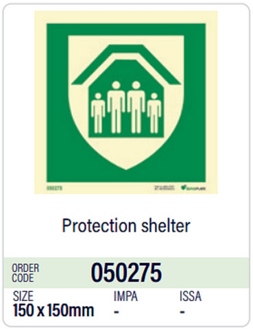 Protection shelter